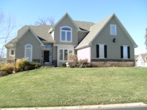 Fairfield Manor home in Overland Park KS